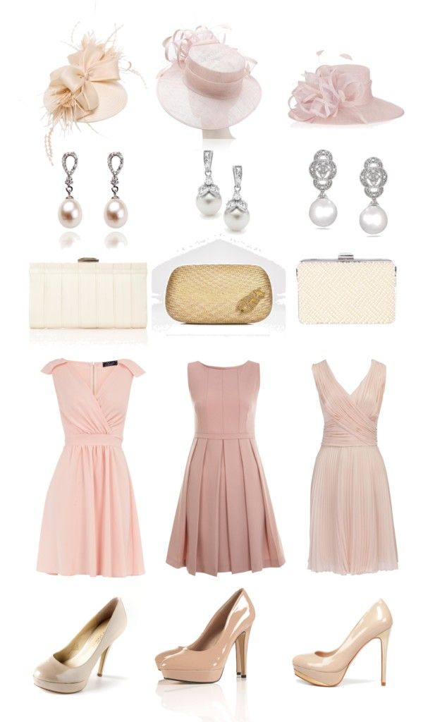 This look would be absolutely gorgeous for a garden party or for an all adult affair.