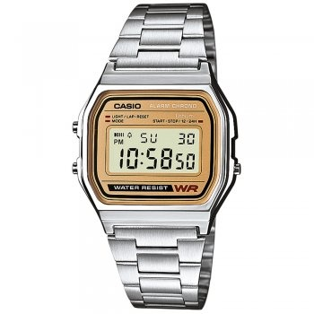 Casio Mens Classic Retro Bracelet Watch - £30.00
