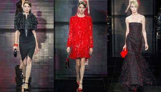 UNIVERSO PARALLELO: Armani dalle passerelle di alta moda di Parigi