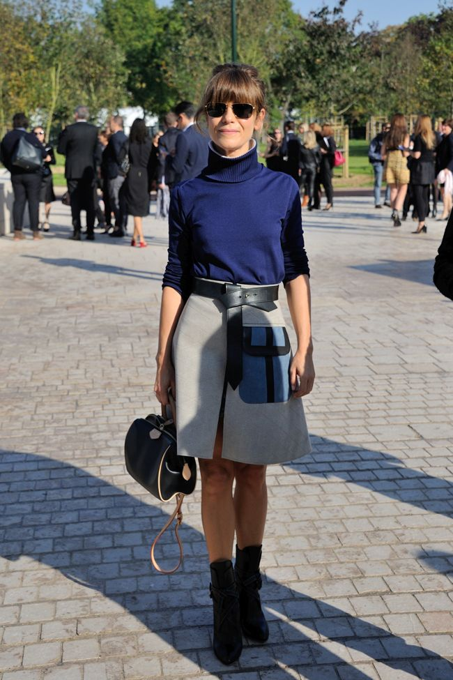 Vedetele @ Saptamana Modei de la Paris SS 2015-Fashion & Beauty-PeTocuri.ro