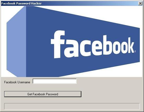 Facebook Password Hack Tool