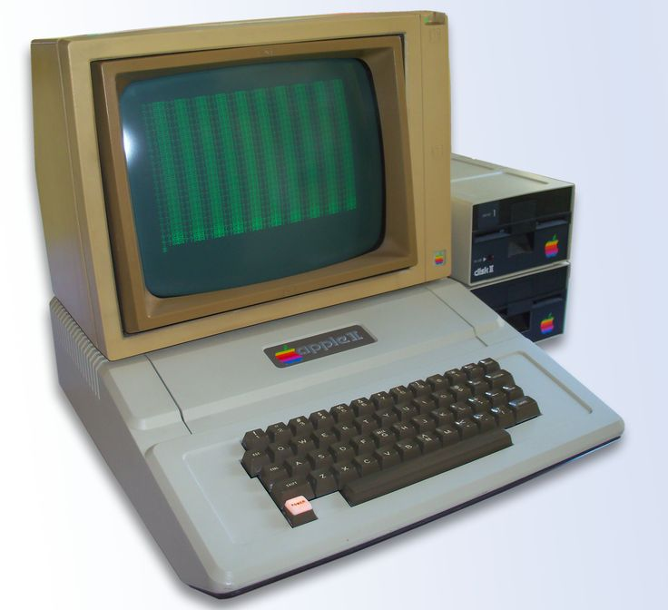 pc history apple ii the 1st successful pc 1977 04 16 with 2 diskii 1298 5100 in 2014. Black Bedroom Furniture Sets. Home Design Ideas