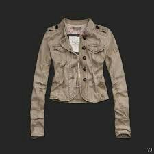Hollister jacket...cute for those chilly Summer eveings