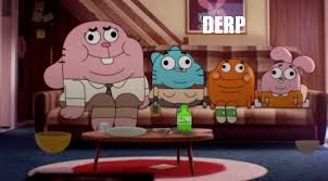 Image result for amazing world of gumball funny