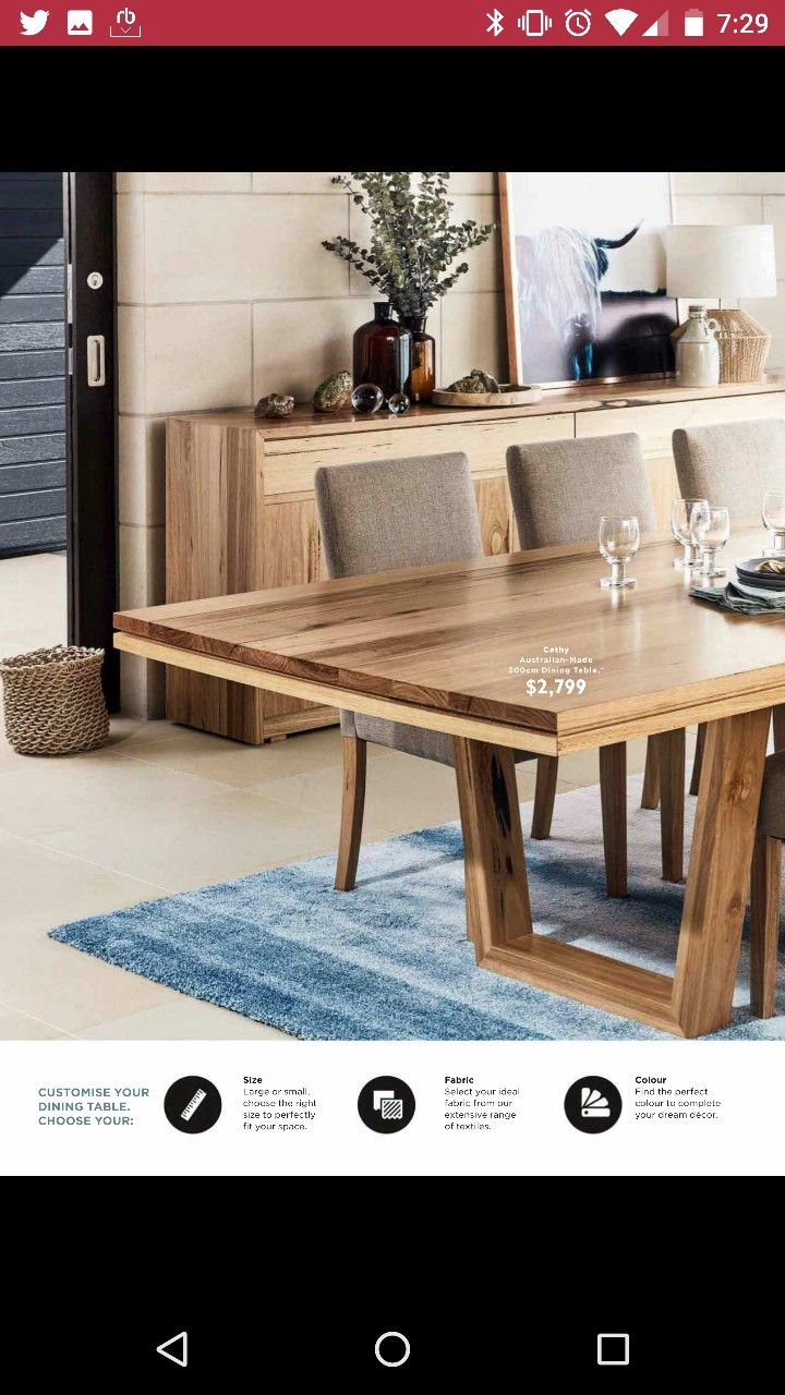 Natural edge dining table w steel hairpin legs from impact imports of - From Vintage Industrial Furniture