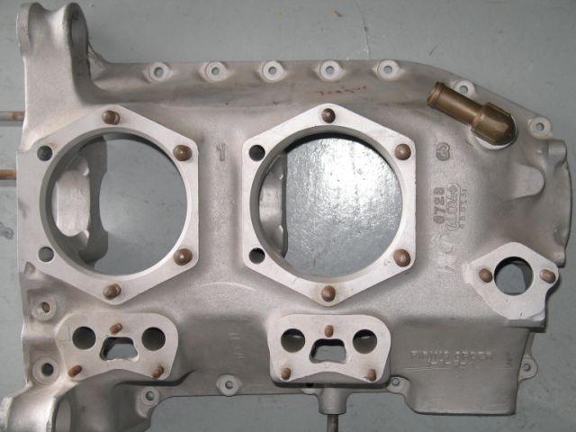 Chevy Firing Engine 216 Order