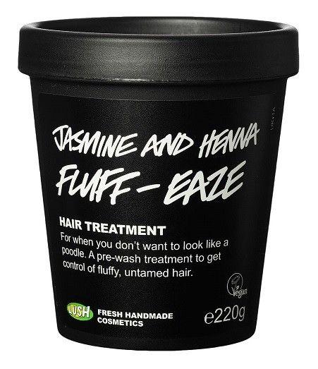 LUSH Jasmin and Henna Fluff-Eaze hårkur