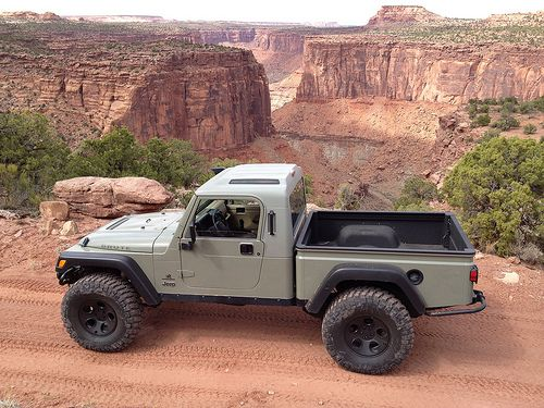 Jeep Brute from AEV ( American Expedition Vehicles )