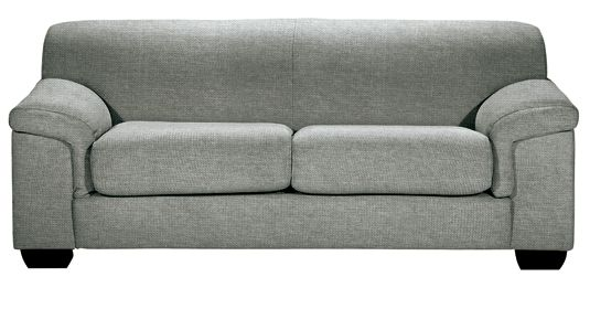 - Bruno           Fully Upholstered Couch ( Siam Linen )