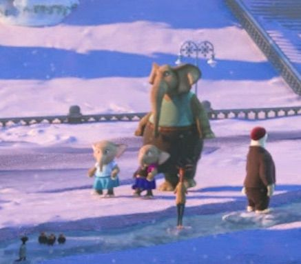 There's a Frozen Easter Egg in Zootopia (And It Is Perfect) | Whoa | Oh My Disney