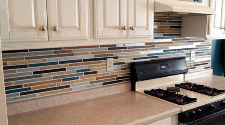 1000 ideas about paint ceramic tiles on pinterest tiles for Painting ceramic tile kitchen backsplash