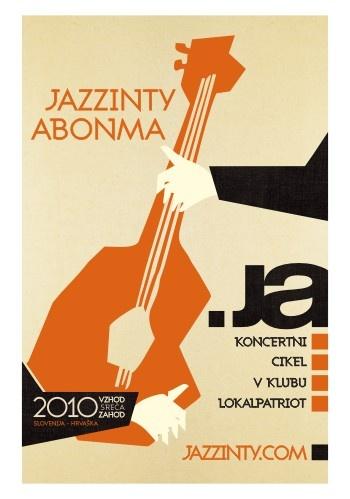 Jazzinty abonma. www.artisan.si