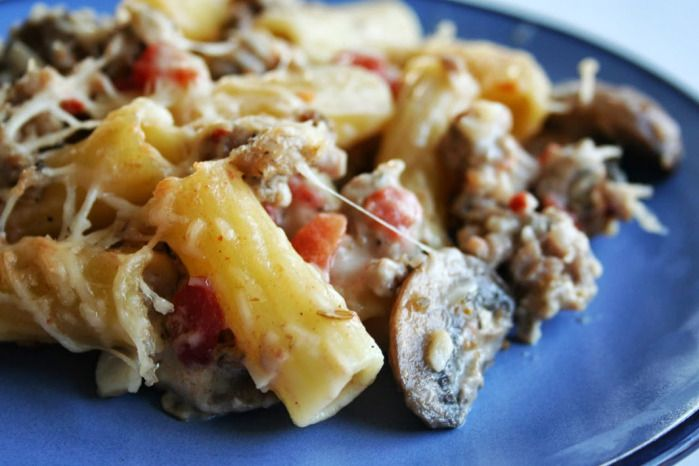 Italian Mac and cheese | Recipes | Pinterest
