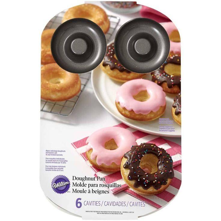 Forma de donuts wilton melhores receitas receitas donut