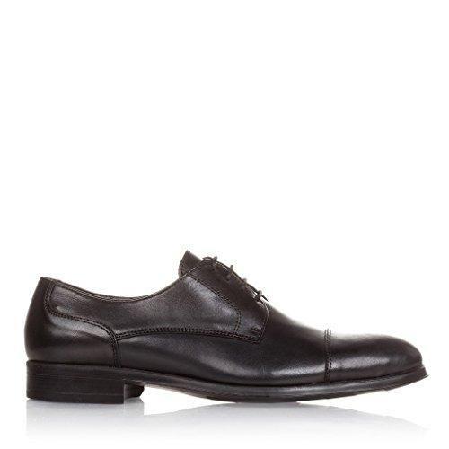 Oferta: 63.9€. Comprar Ofertas de Castellanísimos C00113 Zapatos Hombre Blucher Piel con Cordones Color Negro - Color - NEGRO, Tallas - 42 barato. ¡Mira las ofertas!
