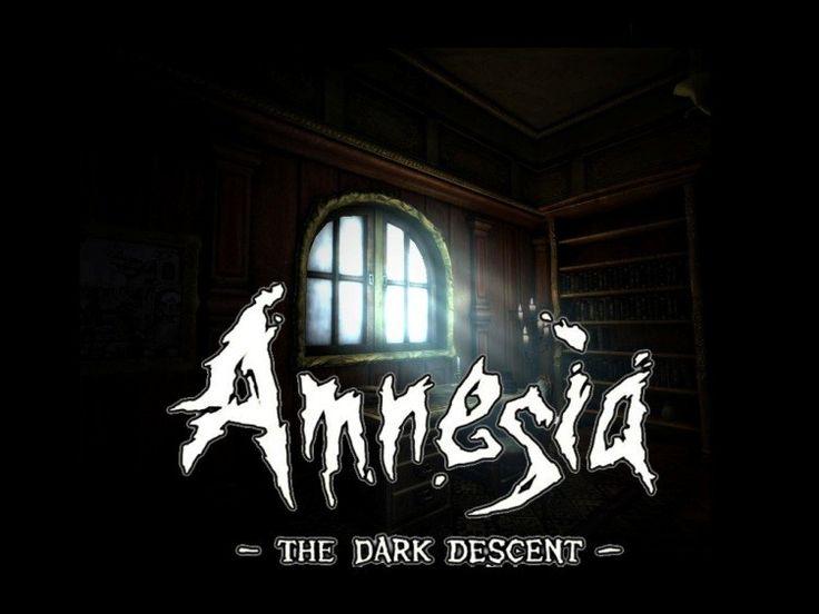 Amnesia The Dark Game