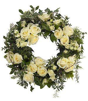 White Wreath