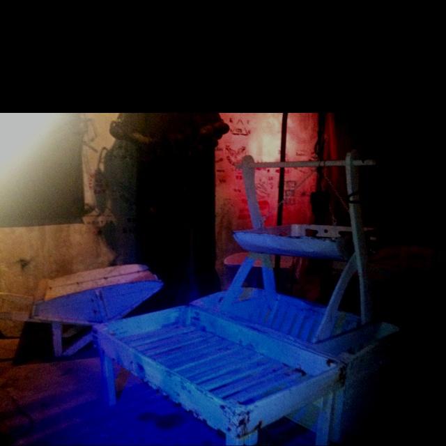 From The stockfish museum, Full Steam, in Henningsvær, Lofoten