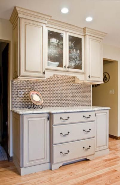 Find This Pin And More On Kitchen Buffet Hutch