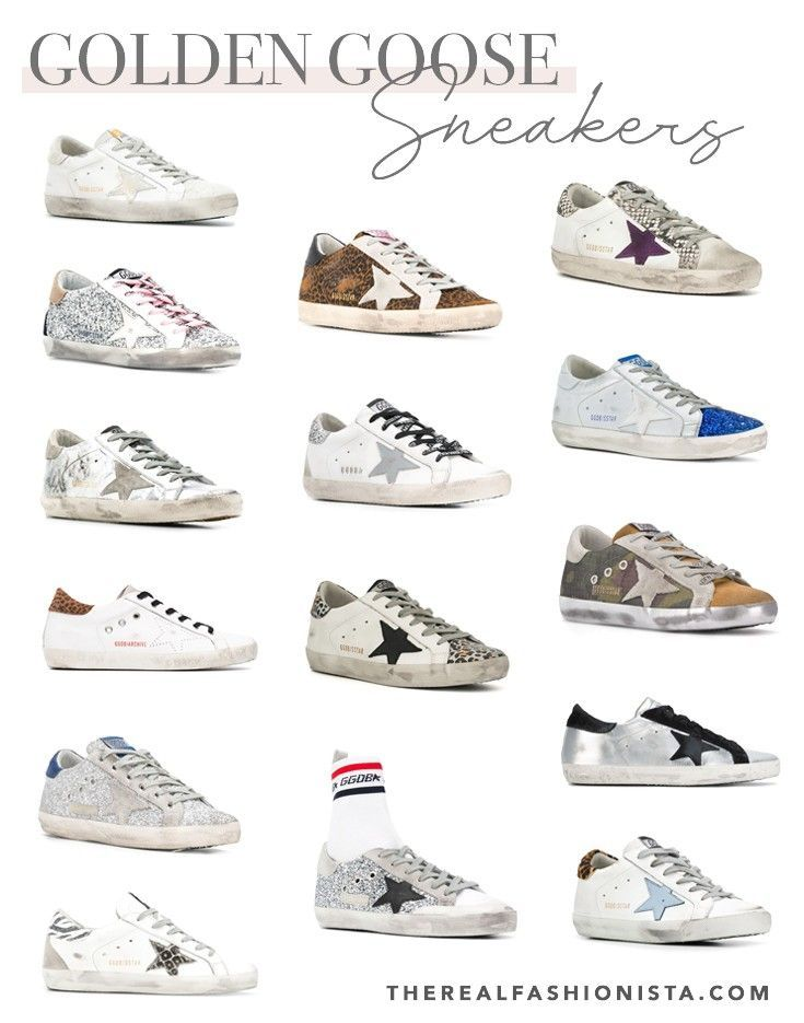 Why Golden Goose Sneakers Are Worth