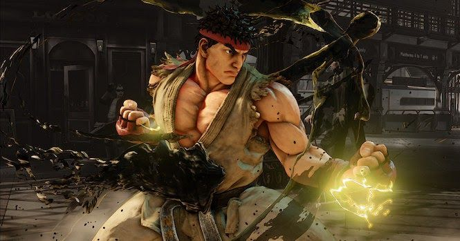 Street Fighter V: Arcade Edition Trailer Teases V-Trigger II.