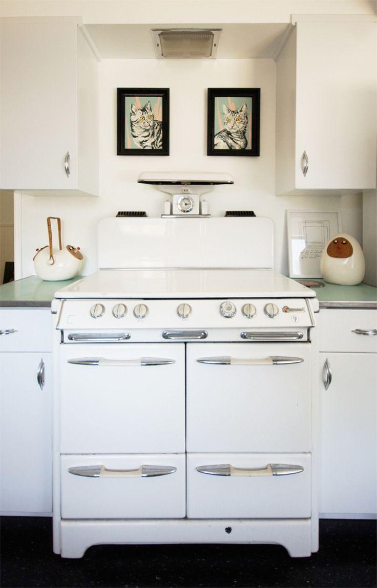 17 ideas about white kitchen appliances on pinterest - Kitchen design ideas with white appliances ...