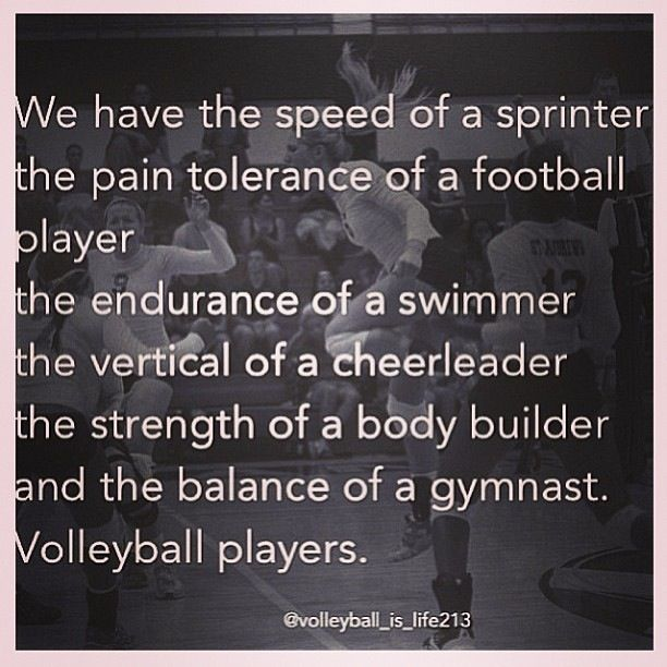 Volleyball Pictures And Quotes: Pinterest • The World's Catalog Of Ideas