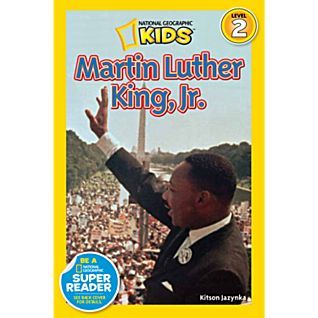 Martin Luther King, Jr. Day is almost here! Here are some great books and a video to teach kids about MLK and the Civil Rights Movement.   ...