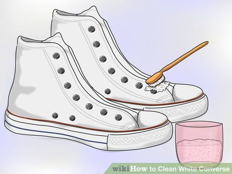 Image titled Clean White Converse Step 4