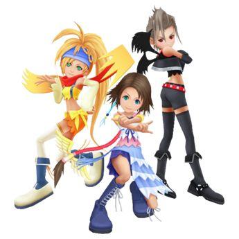 Gaviotas - Kingdom Hearts - Wiki dedicada a Kingdom Hearts