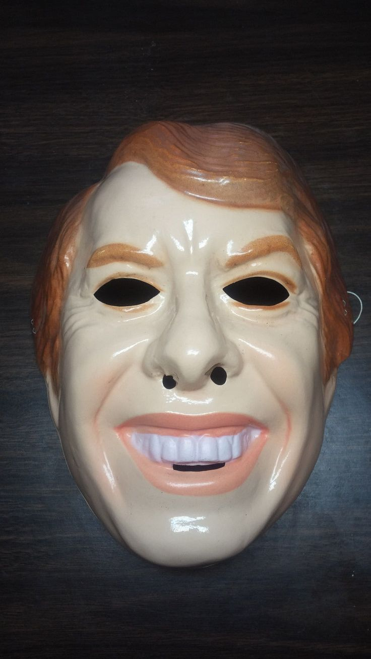 385 best Halloween Retro Masks images on Pinterest