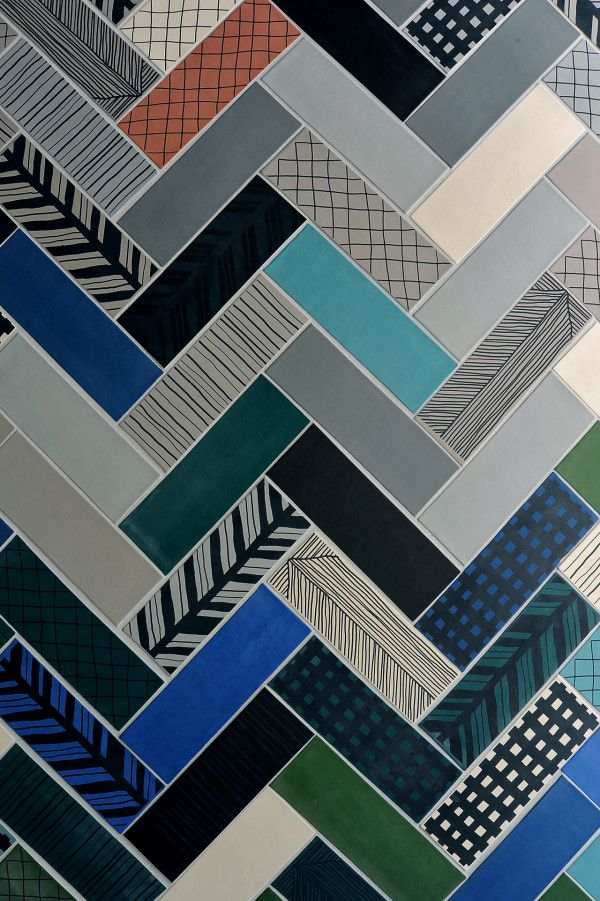 mix & match tile patterns