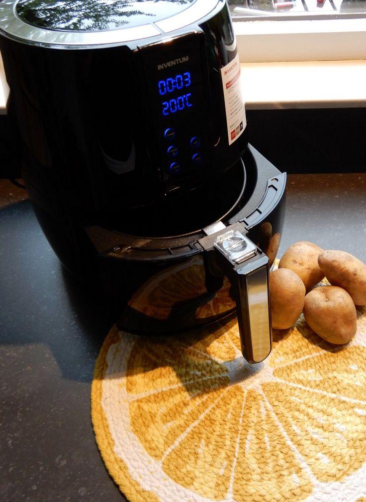 Review Inventum hetelucht friteuse GF254HLD - inclusief recept voor verse friet