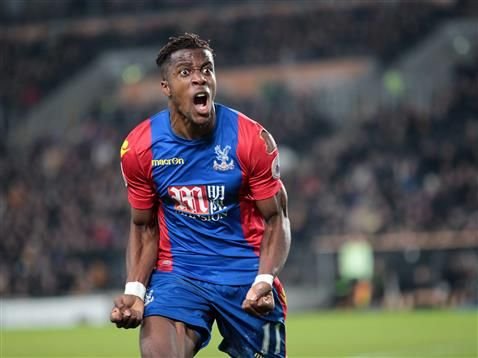 Sam Allardyce on Wilfried Zaha call up and talk of a January move dismissed by the boss.