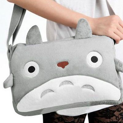 My Neighbor TOTORO Cute Japan Anime Messenger Bag.