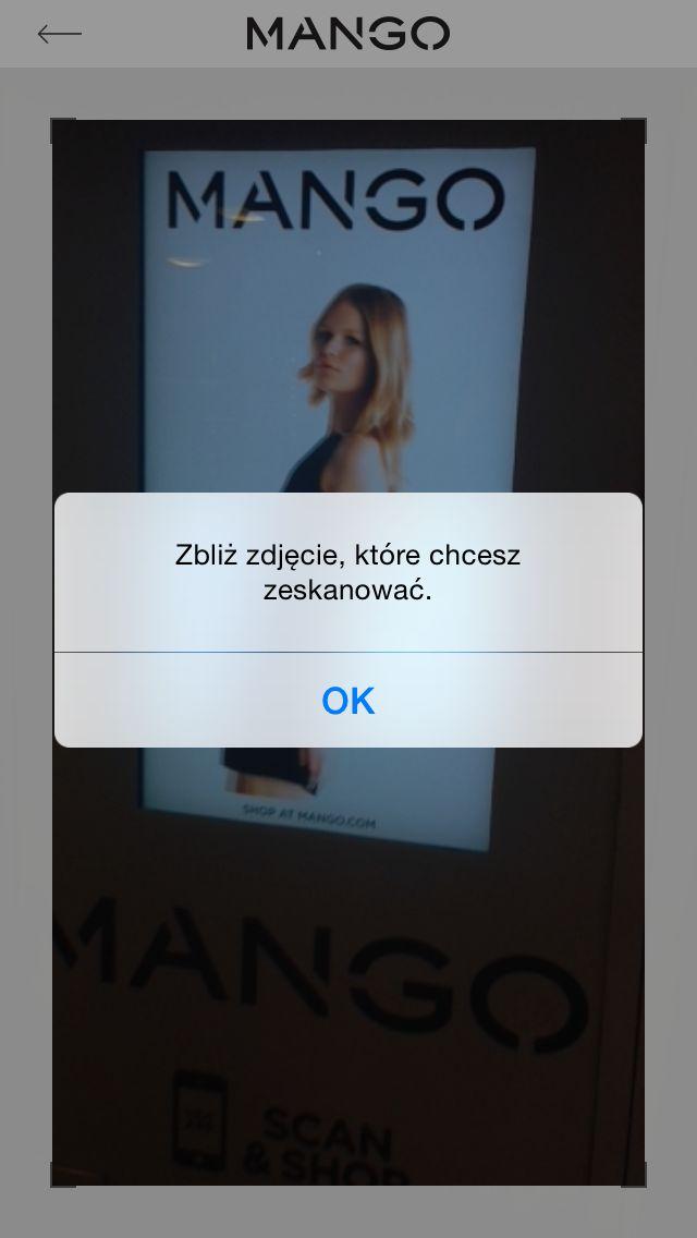 Kampania Mango z wykorzystaniem aplikacji AR. Zakupy na ulicy – tutorial | GoMobi.pl – marketing mobilny, mobile marketing – blogi | news | aplikacje | case studies | baza agencji