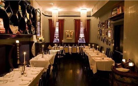 bohemian restaurant york