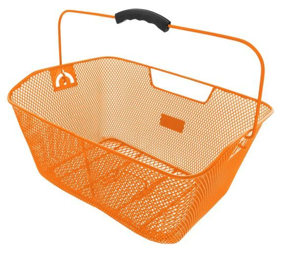 Buy Avocet BK617 M Wave Wire Basket - Orange at Argos.co.uk, visit Argos.co.uk to shop online for Bike accessories, Bikes and accessories, Sports and leisure