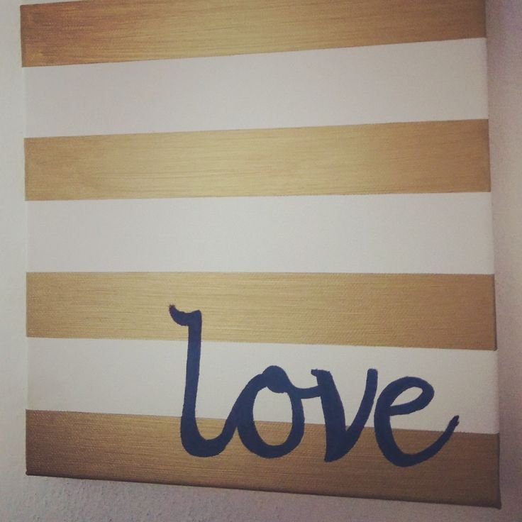 Lááska Malba a psaní akrylovými barvamina plátno natažené na dřevěný rám Rozměr: 30 x 24cm
