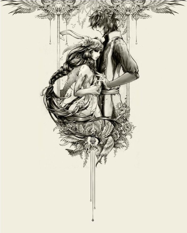 The Lovers by *Merinx on deviantART