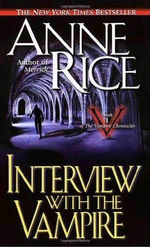 Anne rice books made into movies