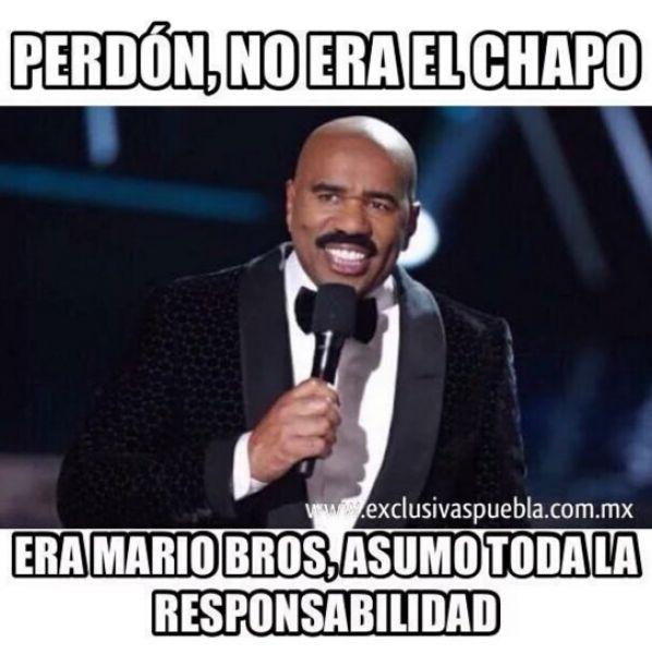 """Memes de la captura del """"Chapo""""."""