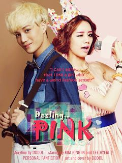 This is My Indonesian Fanfiction...: Dazzling PINK (Chapter 1)