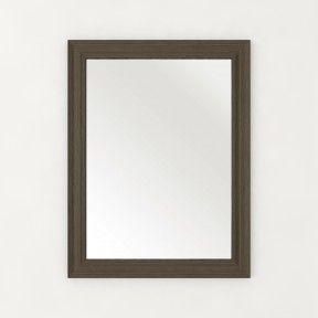 Mirror in Spring Blossom  #bathroom #vanity #design #homedecor #interiordesign #lightwood #lightcabinets #renovations #textures #Cutler #CutlerKitchenandBath