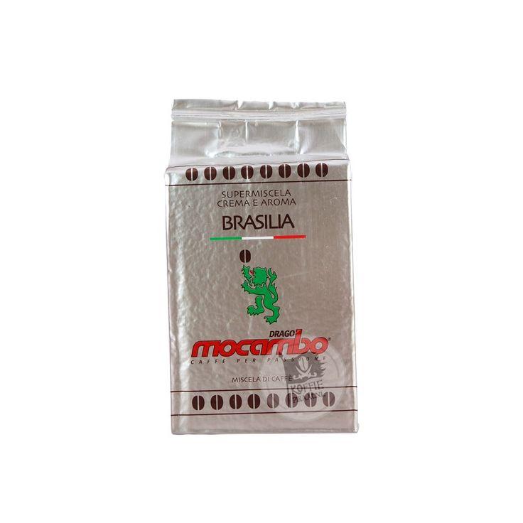 Mocambo Brasilia ground coffee gemalen koffie