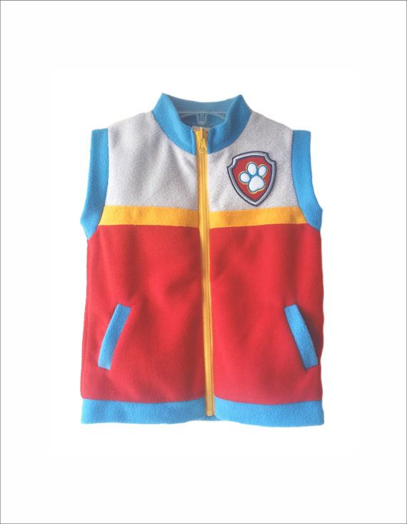 Hey, I found this really awesome Etsy listing at https://www.etsy.com/pt/listing/286374903/ppv-paw-patrol-ryder-vest-unisex-gift