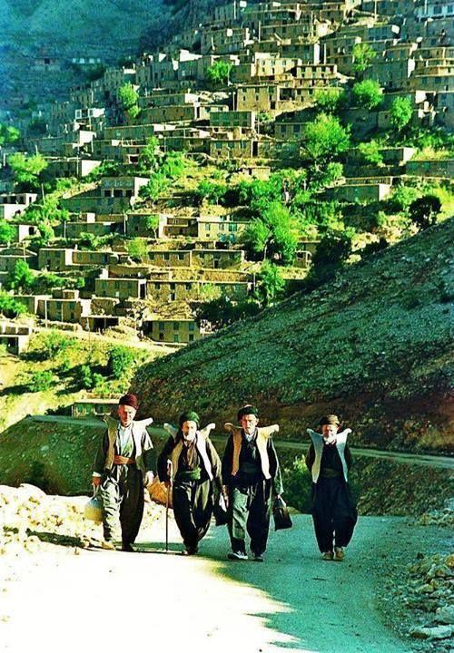 The beauty of Eastern Kurdistan (Iran)