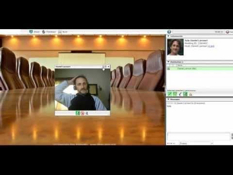 Videoconferencia software iWowWe español