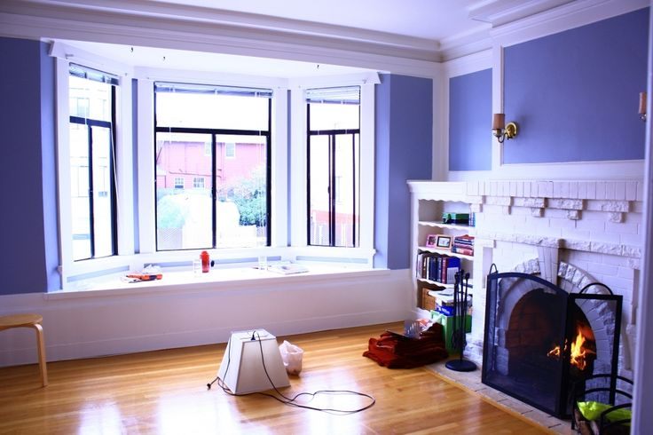how to build faux bay window