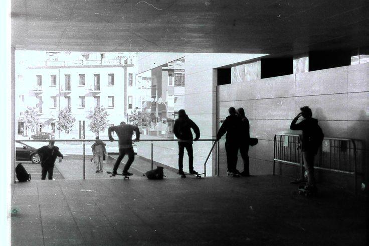 Zenit E - ADDA skateboarding